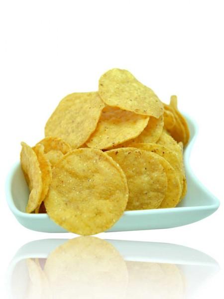 Tortilla Chips rund - Tostaditas
