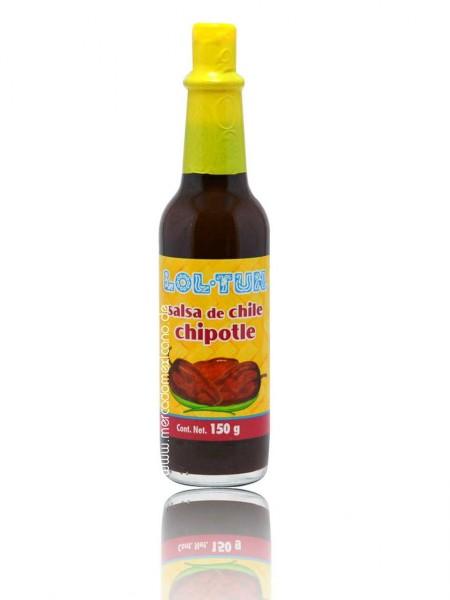 Salsa de Chile Chipotle Lol Tun