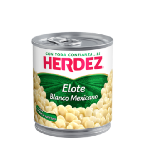Granos de Elote Blanco