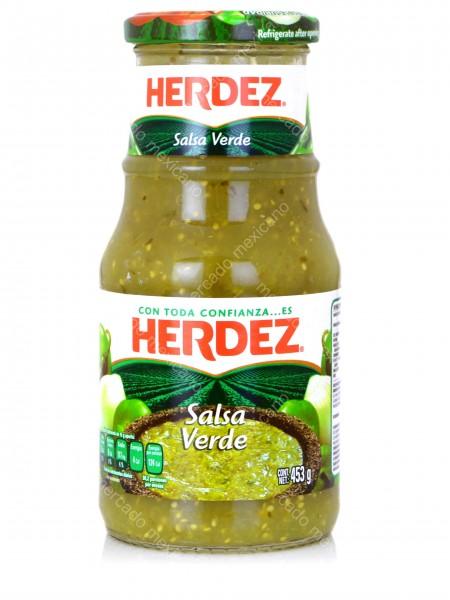 Salsa Verde 453g Herdez