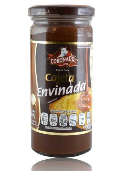 Cajeta Envinada Coronado