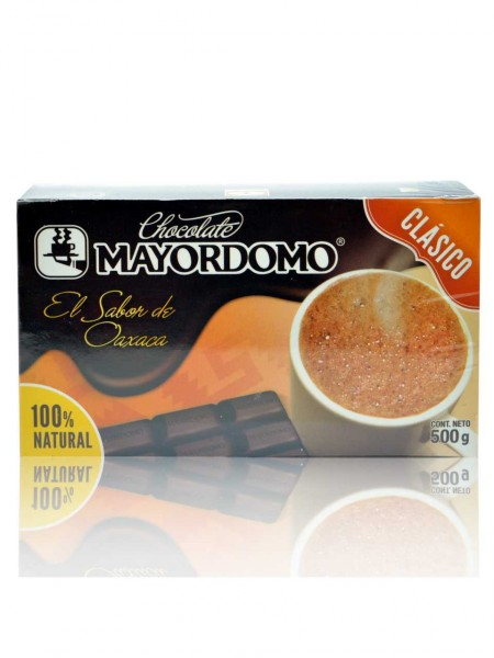 Chocolate Mayordomo Clasico