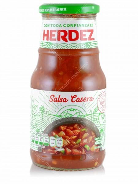 Salsa Casera 453g Herdez