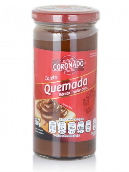 Cajeta Quemada Coronado