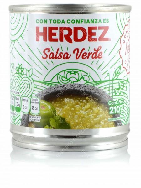 Salsa Verde 210g Herdez