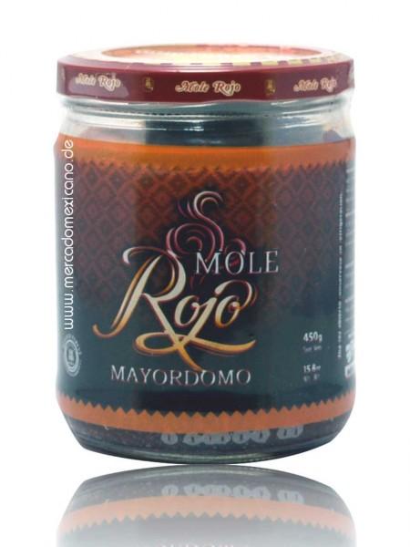 Mole Rojo Mayordomo aus Oaxaca
