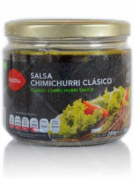 Salsa Chimichurri Classico Escosa