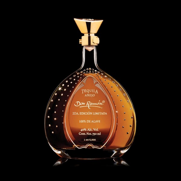 Tequila Don Ramón Añejo Limited Edition