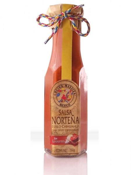 Salsa Norteña Estilo Chihuahua 250 g
