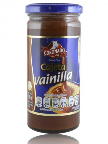 Cajeta Vainilla Coronado