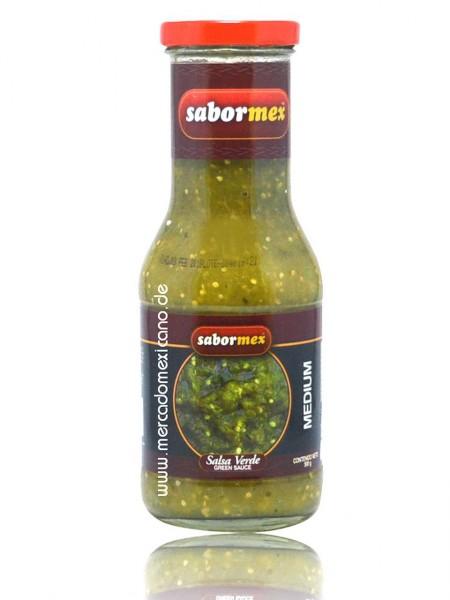 Salsa Mexicana Verde 473 g