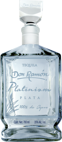 Tequila Don Ramón Plata Platinium