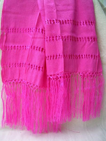 Rebozo pink