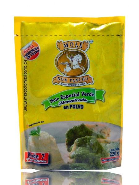 Don Pancho Mole Verde Pulver
