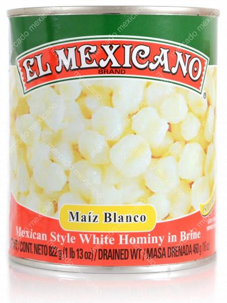 Pozole Maíz Blanco El Mexicano