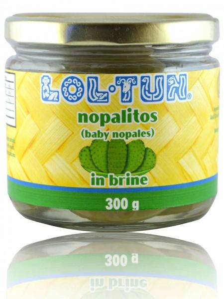Baby Nopales Lol-Tun