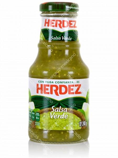 Salsa Verde 240g Herdez