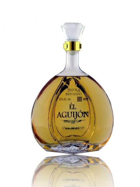 Tequila Reposado Él Aguijón