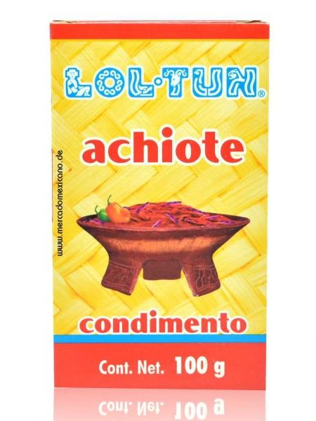 Achiote Lol-Tun
