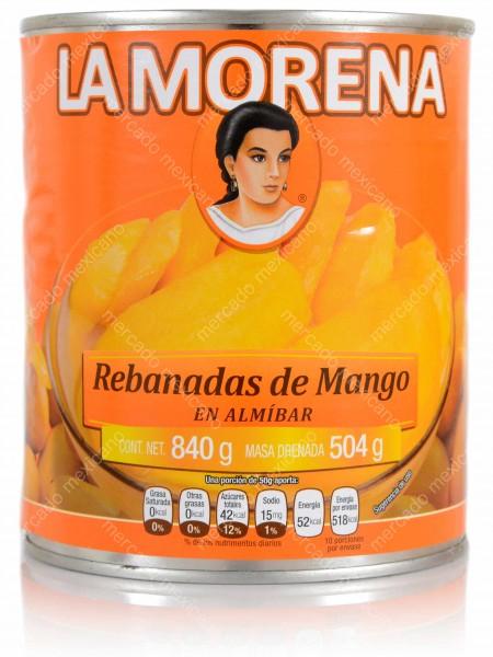 Rebanadas de Mango