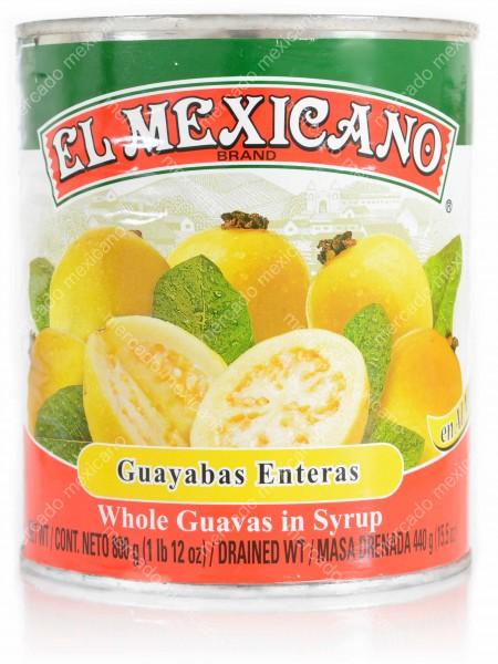 Guayabas Enteras El Mexicano