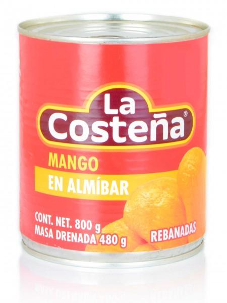 Mango en Almibar La Costena